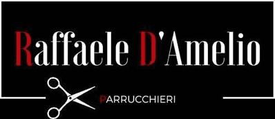 RAFFAELE D'AMELIO PARRUCCHIERI - LOGO