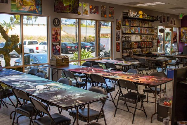 comic book store san marcos ca