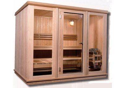 Elite saunas