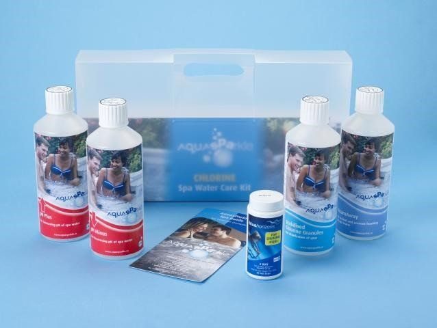 Quality water care equipment