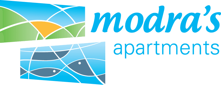 Logo Modras apartments