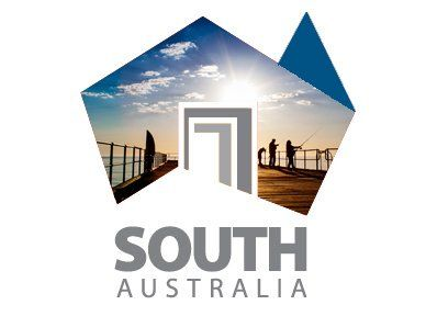 South Australia Logo Tumby Bay Jetty