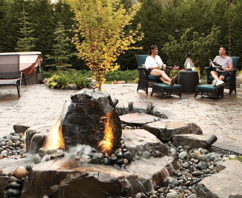 Rock and Stones to improve your backyard