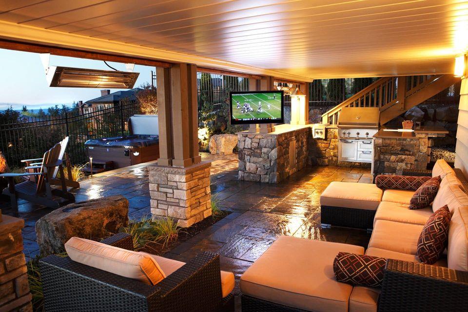Multi-purpose outdoor furniture