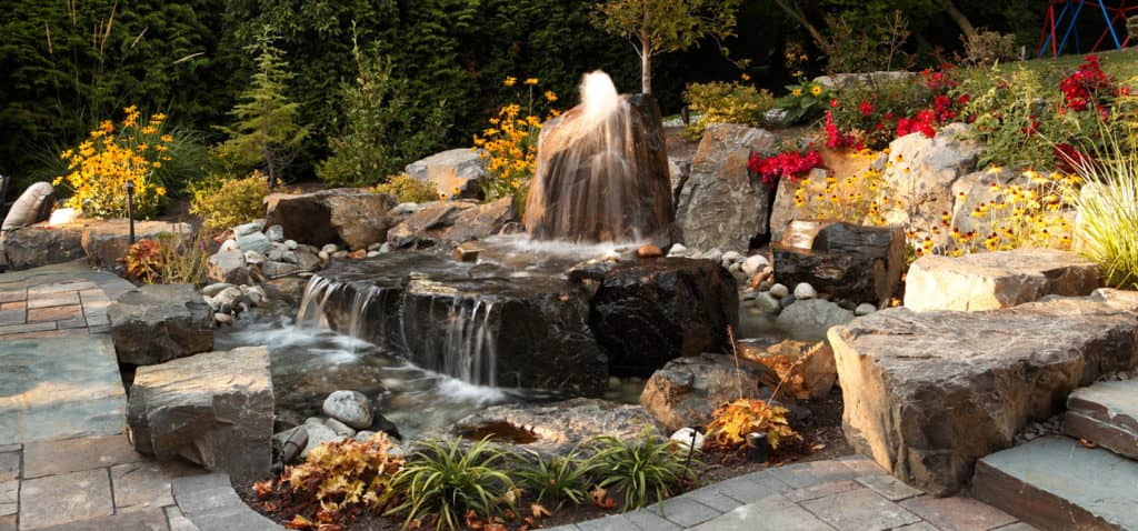 Water Elements for Your Backyard Resort