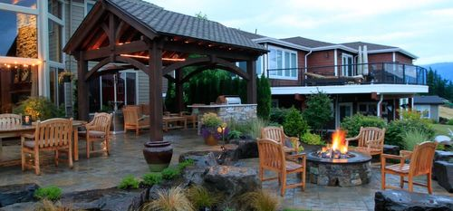 Deck or Patio Upgrades done by Alderwood Landscaping