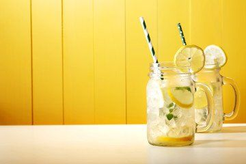Creative drinks for an outdoor bbq
