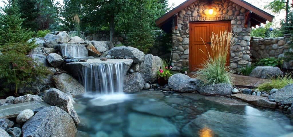 Water Features to revamp your yard