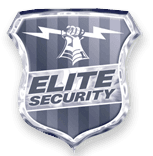 elite security company logo