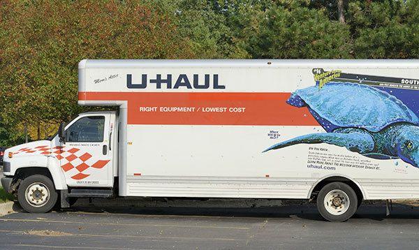 Uhaul & Moving Truck Rental Augusta