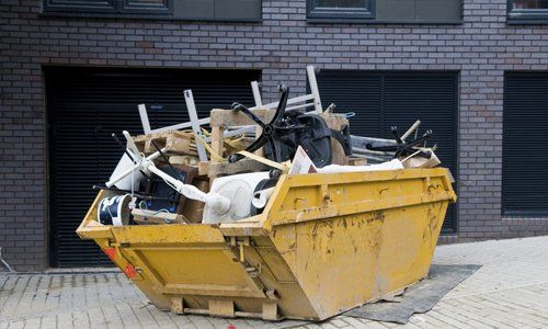 Commercial waste clearance