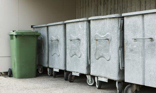 Green dumpers