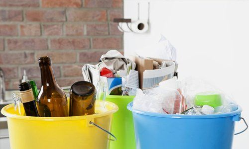 Domestic waste