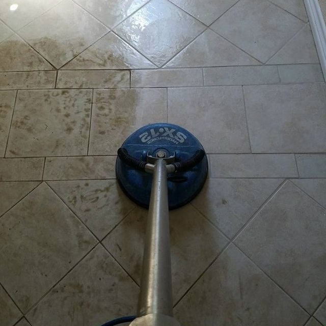 Ace Carpet Cleaning Tile and Grout Cleaning