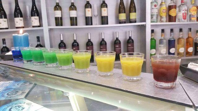 Cocktail per aperitivi al Panfilo a Roma
