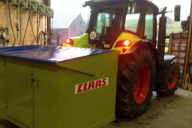 bespoke tractor