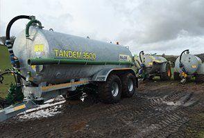 TANDEM 3500 tanker