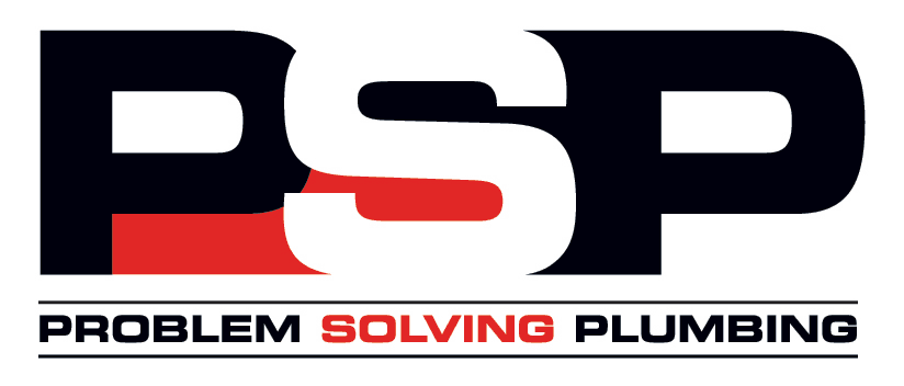 problem solving plumbing logo
