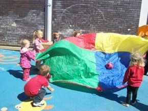 Day nursery - Havant, Hampshire - The Wendy House - Play