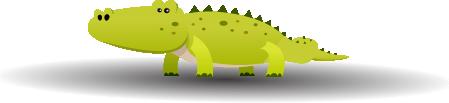 Static Alligator