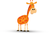 Static Giraffe