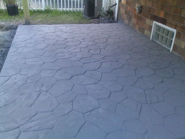 Stamped Concrete Buffalo, NY