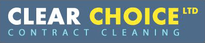 clear choice contract cleaning logo