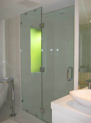 Glass Repair Lahaina HI Westside Glass - Bathroom shower door repair