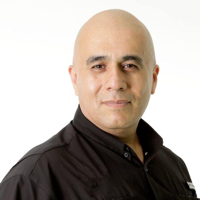 Julian Gomez, Mi Raza Magazine President and Editor