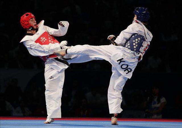 Once taekwondoínes mexicanos entre los mejores del mundo