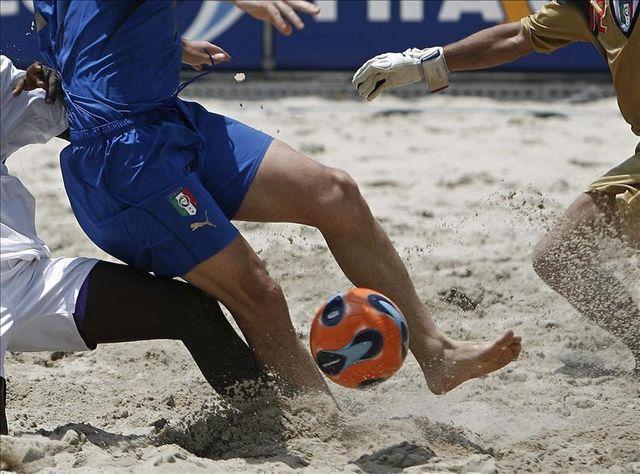 México campeón del premundial de fútbol playa jugado en El Salvador