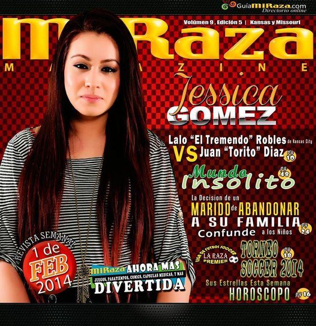 Ediciones digitales de Mi Raza Magazine