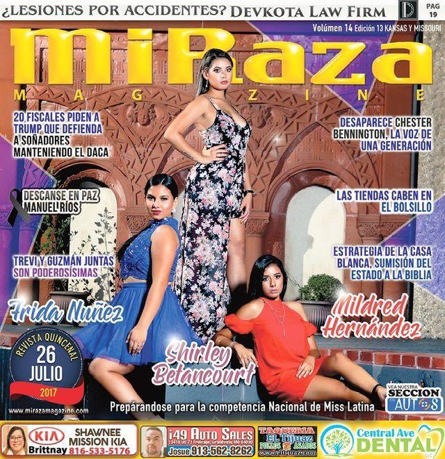 Mi Raza Edición digital Julio  26 2017