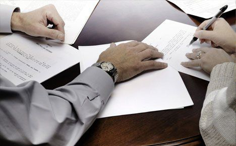 legal document