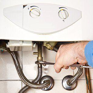 Boiler fixture