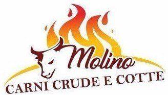 MACELLERIA MOLINO CARNI CRUDE E COTTE logo