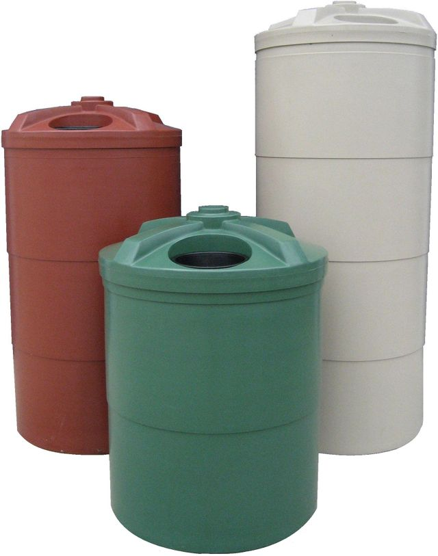 Poly water tanks in Queensland