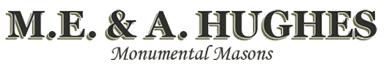 M.E. & A. Hughes logo