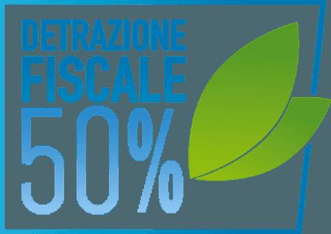 icona detrazione fiscale 50%