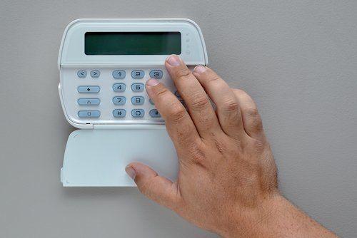 dispositivo installazine allarme