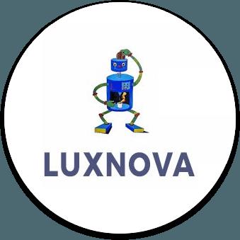 luxnova logo