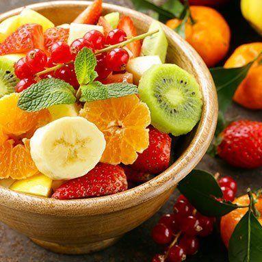 Frutta fresca a Mappano