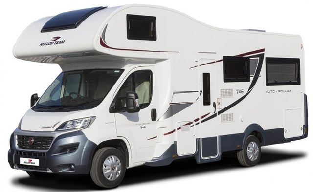 6 berth luxury motorhome hire london uk