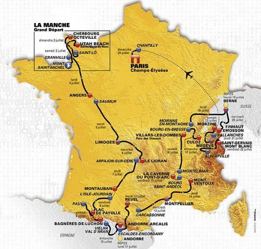 tour de france campervan and motorhome hire