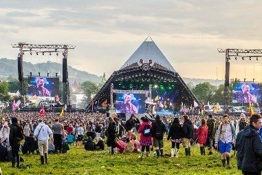 glastonbury festival motorhome hire and campervan rental