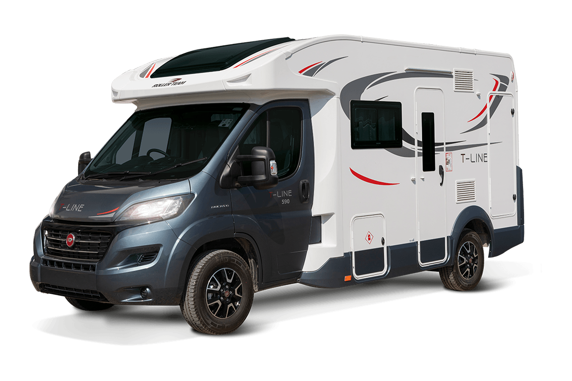 c3a7f860c132b3 4 Berth Automatic Campervan Hire from Wests Motorhome Hire UK
