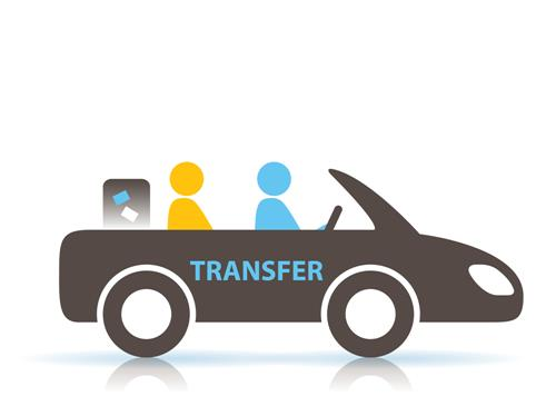motorhome hire transfer service