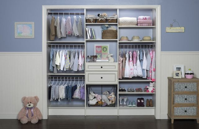 Kids Custom Closet Design And Installation