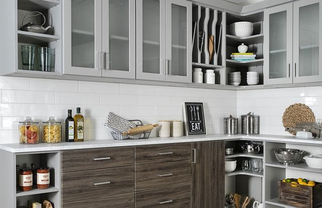 Kitchen Pantry Organizers | Custom Kitchen Cabinets ...