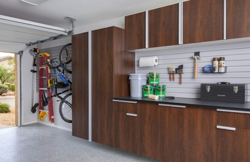 3 Considerations Before Installing Garage Cabinets Workbenches